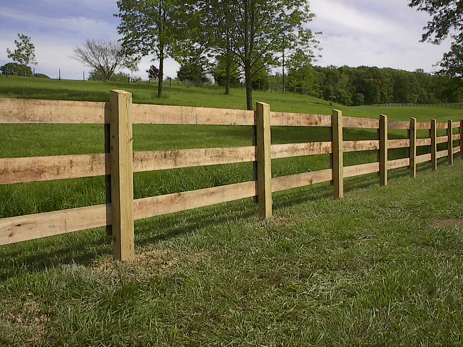 Farm Fencing Some Options Include Height Post Caps