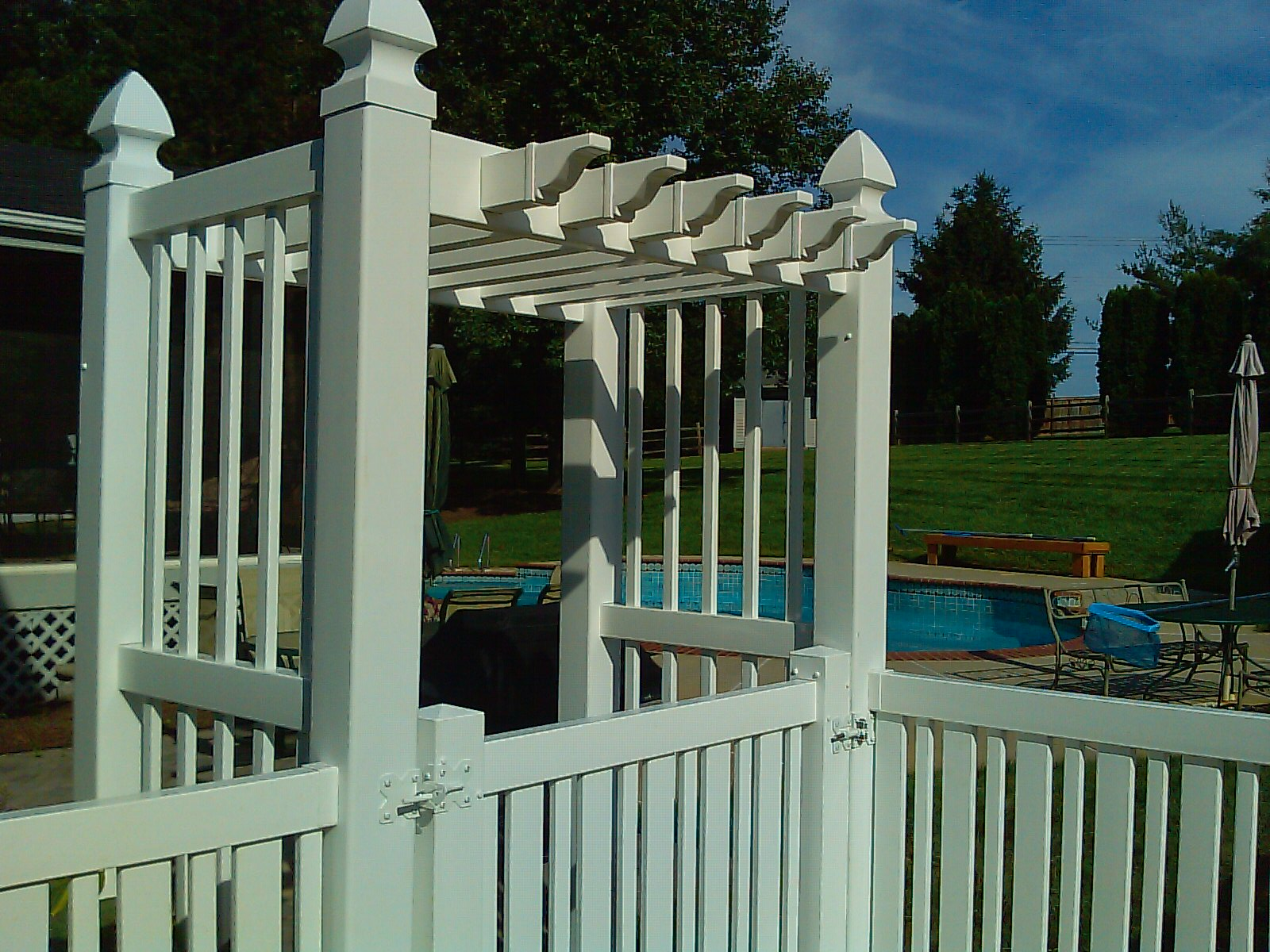 Vinyl Fence, Vinyl Fencing Products